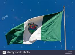 Guatemala Flag Flag Of Antigua Guatemala Stock Photo Royalty Free Image