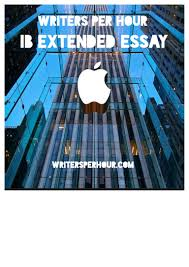 sample history extended essay ib extended essay sample on apple inc