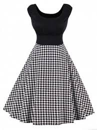 houndstooth dress 2018 houndstooth dress online store best houndstooth dress for