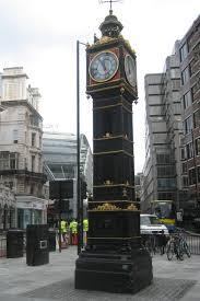 London Clock Tower File Little Ben Clock Tower Victoria Street London Jpg
