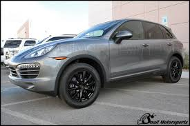 porsche cayenne black wheels las vegas powder coating for wheels automotive residential