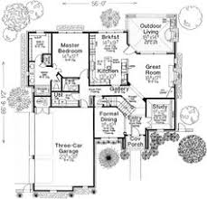 european style house plans plan 42198db european house plan with flex room house plans