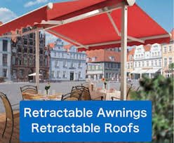 Commercial Retractable Awnings Awnings Canopies U0026 Hurricane Shutters Clearwater Tampa St