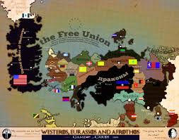 Game Of Thrones World Map by World Map Game Of Thrones X House Of Cards Part 2 By