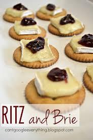 easy ritz and brie appetizer putitonaritz ad walmart