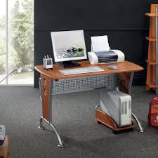 desk white glass computer table frosted glass office desk modern glass desks for home office