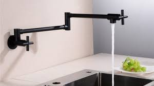 wall mounted kitchen faucets wall mounted kitchen faucet no29sudbury