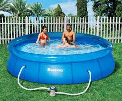 Backyard Inflatable Pool by Large Inflatable Pools Pools For Home