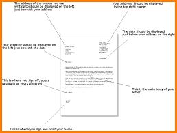 9 how to write letter format ledger paper