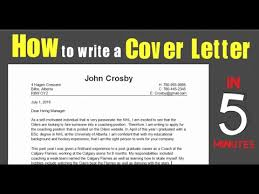 how not to write a cover letter with sample letter example