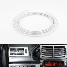 Interior Air 4m U Car Styling Diy Car Interior Air Conditioner Outlet Vent