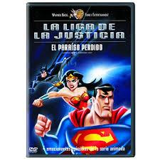 imagenes animadas de justicia gratis la liga de la justicia el paraiso perdido 4 episodios dvd 189 00