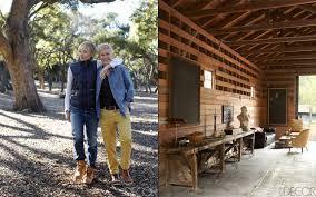 Ellen Degeneres Home Decor Inside Ellen Degeneres And Portia De Rossi U0027s Stunning Santa Monica