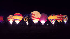 Galballoonfiesta2012 Albuquerque Balloon Fiesta Dawn Patrol Youtube