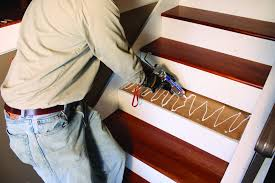 how to install hardwood stairs pro construction guide