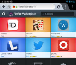 app store for android look mozilla s firefox marketplace app store for android