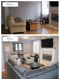 furniture ideas for small living room small living room design before after and choosing color combos