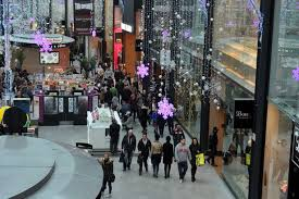 when hull u0027s shopping centres will be switching on their christmas