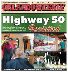 highway 50 revisited news orlando weekly
