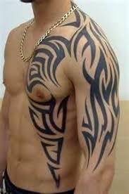 tribal arm tattoos tribal tattoos