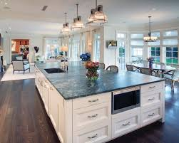 large kitchen design ideas alluring large kitchen island ideas and 125 awesome kitchen island