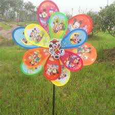 garden ornaments windmill wind spinner whirligig garden