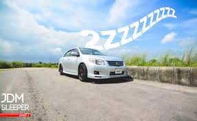 too much is enough 2zzge tuned toyota corolla axio nze 141 the