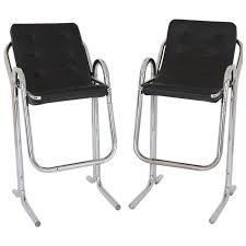 Leather Bar Chair Viyet Designer Furniture Seating Jerry Johnson Arcadia