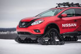 nissan rogue hatch tent nissan unleashes trio of winter warrior concepts for chicago auto show