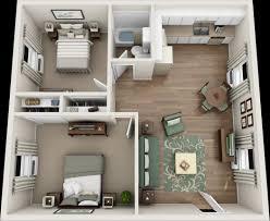 interior design 19 two bedroom floor plans interior designs