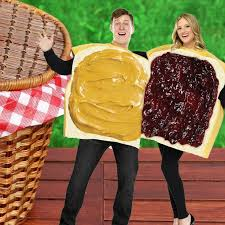 Peanut Butter And Jelly Costume 30 Best Couple Costumes Images On Pinterest Costumes