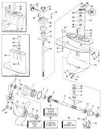 100 25 hp evinrude 1959 manual johnson powerhead group