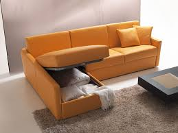 Sleeper Sofa With Storage Chaise Sofa Bed With Storage For Modern Bedroom U2014 The Decoras Jchansdesigns