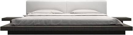 worth upholstered platform bed u0026 reviews allmodern