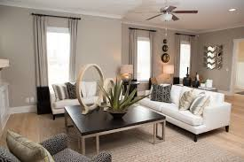 Model Home Living Room by New Model Home At Southern Hills Plantation Ideal Living With