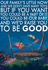disney quotes love family lilo u0026 stitch your badness level is unusually high for someone