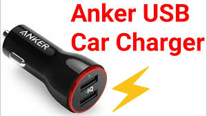 Anker Dual Port Car Charger Anker 24w Dual Usb Car Charger Powerdrive 2 Youtube