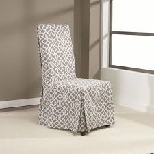 Dining Room Chair Slip Cover Dining Room Chair Slip Cover Photogiraffe Me