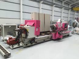 lathes aleman machines