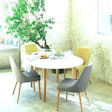 table ronde de cuisine table ronde cuisine design trendy table ronde de cuisine chaise