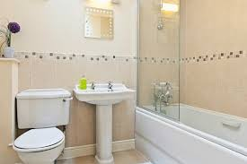 making the most of a smaller bathroom