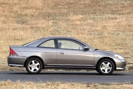 honda civic 2004 coupe 2004 honda civic overview cars com