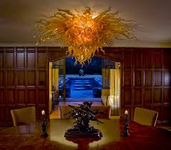 Gold Glass Chandelier Luxury Art Glass Chandeliers Gallery Robert Kaindl