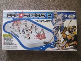 Table Top Hockey Game Irwin Table Top Hockey Game Factory Sealed In The Box Pro Stars