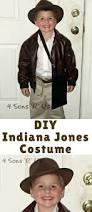 Indiana Jones Halloween Costumes Diy Indiana Jones Costume Blogger Bests