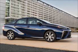 lexus torrance headquarters toyota mirai fuel cell hybrid vehicle test drive a hydrogen future