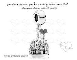 pandora disney parks spring summer 2016 full preview