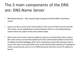 What Is Dns Domain Name by Dns Domain Name System Lots Of People Use The Internet For
