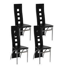 sedie per sala pranzo vidaxl 4 pz sedie in acciaio per sala da pranzo annunci verona