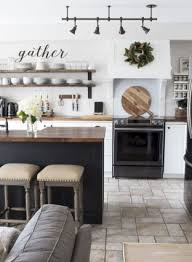 kitchen island decorating 45 awesome farmhouse kitchen island decor and design ideas